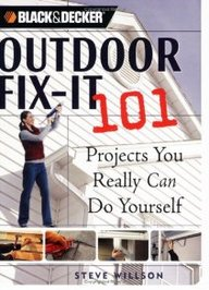 Outdoor Fix-It 101: Projects You Really Can Do Yourself