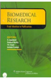 Biomedical Research - From Ideation To Publication
