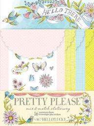 Pretty Please Mis & Match Stationary (Stationery)