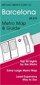 Barcelona: Metro Map And Guide