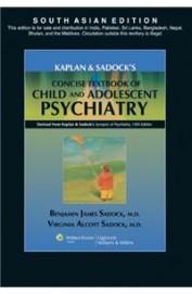 Concise Textbook Of Child & Adolescent Psychiatry - Kaplan & Sadocks