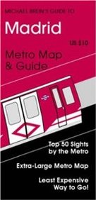 Madrid: Metro Map And Guide