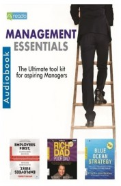 Management Essentials - Combo Pack of 3 CDs (Audio Book)