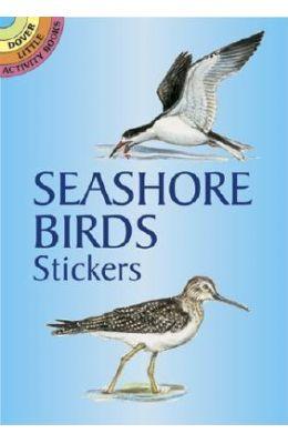 Seashore Birds Stickers