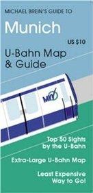 Munich: U-Bahn Map And Guide