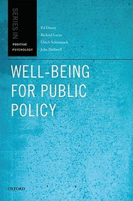 Well-Being For Public Policy (Positive Psychology)