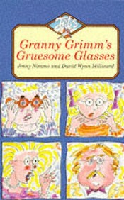 Granny Grimms Gruesome Glasses (Jets)
