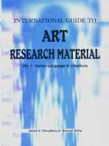International guide to art research materials (Choudhury-Sinha's art reference series)
