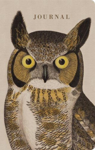 Natural Histories Journal: Owl