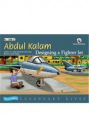 Abdul Kalam - Designing A Fighter Jet A True Story Mid 1950 W/Cd
