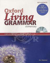 Oxford Living Grammar Elementary W/Cd