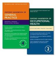 Oxford Handbook of General Practice 4e and Oxford Handbook of Occupational Health 2e (Oxford Medical Handbooks)