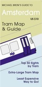 Amsterdam: Tram Map And Guide