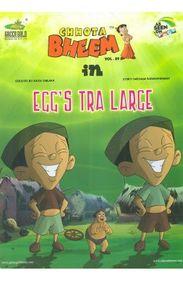 Chhota Bheem In Eggs Tra Large Vol 89