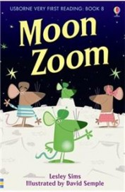 Moon Zoom : Usborne Very First Reading Book 8