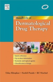 Hand Book Of Dermatological Drug Therapy