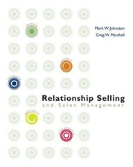 Relationship Selling and Sales Management (Mcgraw-Hill/Irwin Series in Marketing)