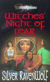 Witches' Night Of Fear (Witches' Chillers Series)