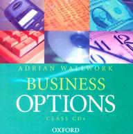 Business Options Audio Cds