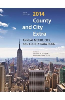 County and City Extra 2014: Annual Metro, City, and County Data Book