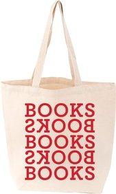 Books Books Tote (Lovelit)