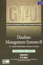 Data Base Management Systems 2 : Gtu