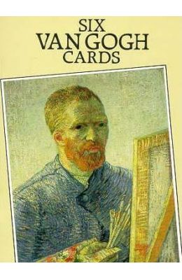 Six Van Gogh Cards