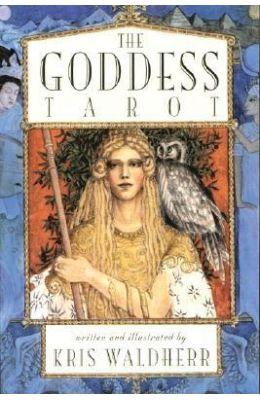 Goddess Tarot : Desk & Book Set