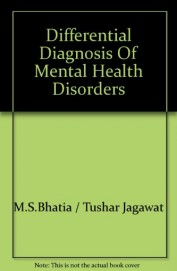 Differential Diagnosis Of Mental Health Disorders