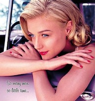 Hot Chic: Retro Chic Journal (Spank Stationery)