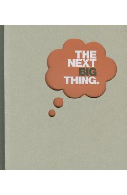 The Next Big Thing.: Doodle Book