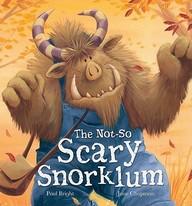 Not So Scary Snorklum