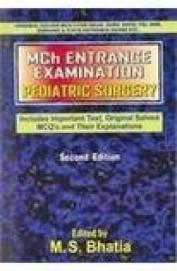 Pediatric Surgery: Mch Entrance Examination
