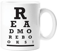 Read More Books! Mug