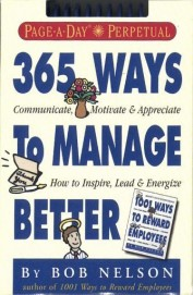 365 Ways To Manage Better