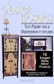 Plaster Mosaics New Technique As Easy As Spread Paint Carve