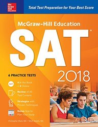 McGraw-Hill Education SAT 2018 Edition (Mcgraw Hill's Sat)