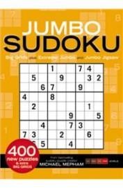 Jumbo Sudoku - The Hottest New Puzzle Craze