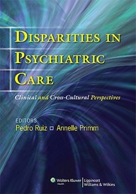 Disparities In Psychiatric Care: Clinical And Cross-Cultural Perspectives
