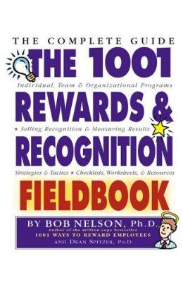 1001 Rewards Recognition Fieldbook