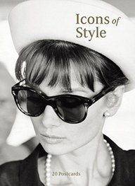 Icons Of Style : 20 Postcards