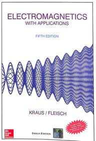 Electromagnetics With Applications