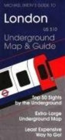 Guide To London: Underground Map And Guide