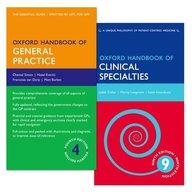 Pack of OHCS & OHGP (Oxford Medical Handbooks)