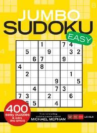Jumbo Sudoku Easy