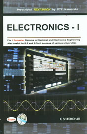 Electronics 1 For 2 Sem Diploma In Electrical & Electronics Engineering Be Btech