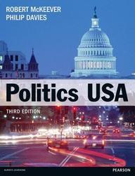 Politics USA (3rd Edition)