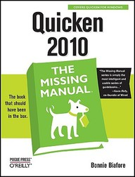 Quicken 2010: The Missing Manual
