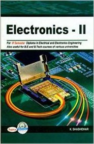 Electronics - 2 For 3 Sem Diploma In Electrical & Electronics Engineering