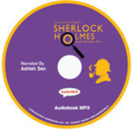 Selected Cases Of Sherlock Holmes Vol. 1(Audiobook Cd)